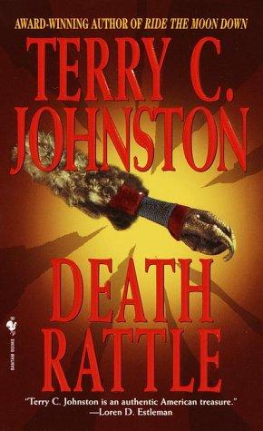 Death Rattle A Novel  1999 9780553572865 Front Cover