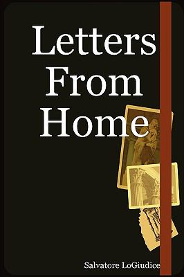 Letters from Home:   2008 edition cover