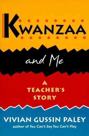 Kwanzaa and Me A Teacher's Story  1995 9780674505865 Front Cover