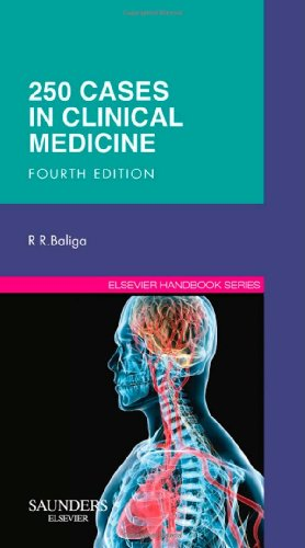 250 Cases in Clinical Medicine  4th 2012 edition cover