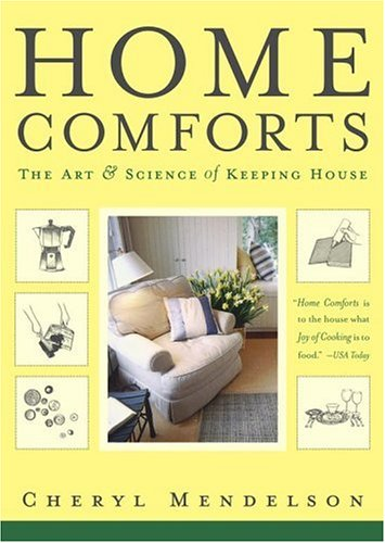 Home Comforts The Art and Science of Keeping House  1999 edition cover