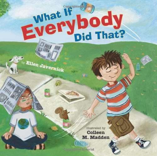 What If Everybody Did That?   2010 9780761456865 Front Cover