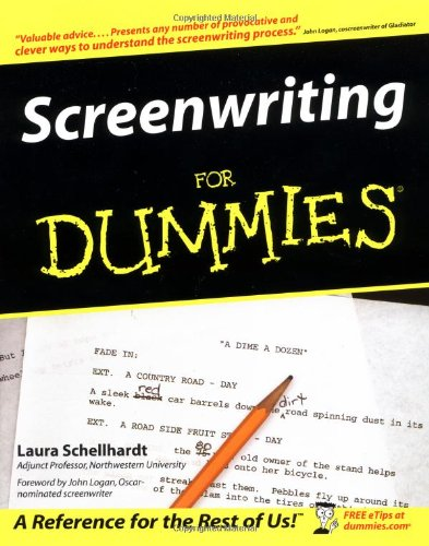 Screenwriting for Dummies�   2003 edition cover