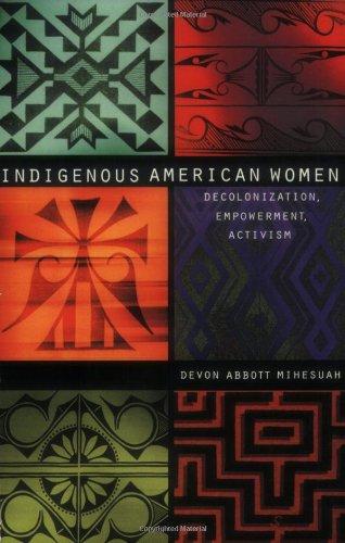 Indigenous American Women Decolonization, Empowerment, Activism  2003 edition cover
