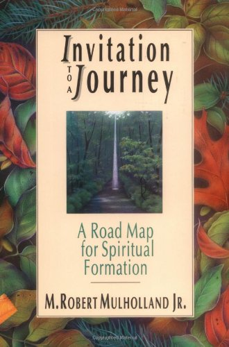 Invitation to a Journey A Road Map for Spiritual Formation  1993 edition cover