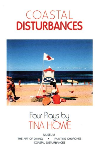 Coastal Disturbances Four Plays N/A edition cover