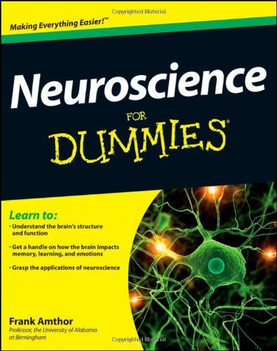 Neuroscience for Dummies   2011 9781118086865 Front Cover