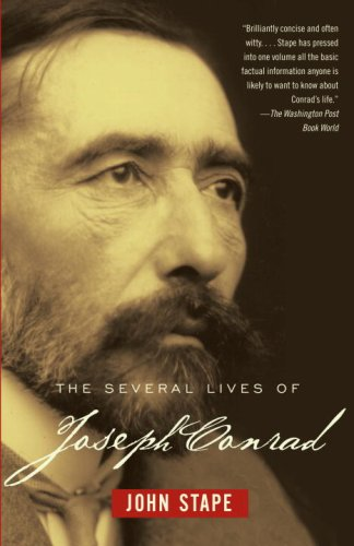 Several Lives of Joseph Conrad   2009 9781400095865 Front Cover