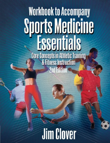 Sports Medicine Essentials Core Concepts in Athletic Training and Fitness Instruction 2nd 2008 (Student Manual, Study Guide, etc.) 9781401861865 Front Cover