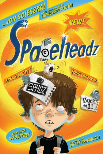 SPHDZ Book #1!  N/A edition cover