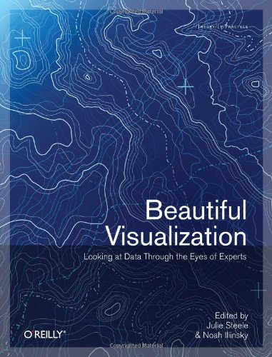 Beautiful Visualization Looking at Data Through the Eyes of Experts  2010 9781449379865 Front Cover