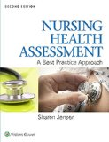 Nursing Health Assessment A Best Practice Approach 2nd (Revised) 9781451192865 Front Cover