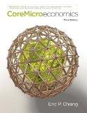 CORE MICROECONOMICS >PRELIM.ED.<        N/A edition cover