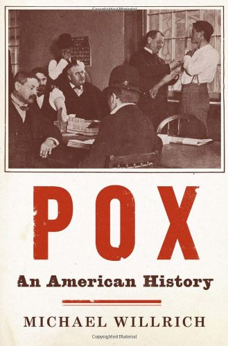 Pox An American History  2011 edition cover