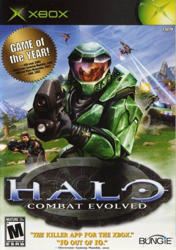 Halo: Combat Evolved Xbox artwork