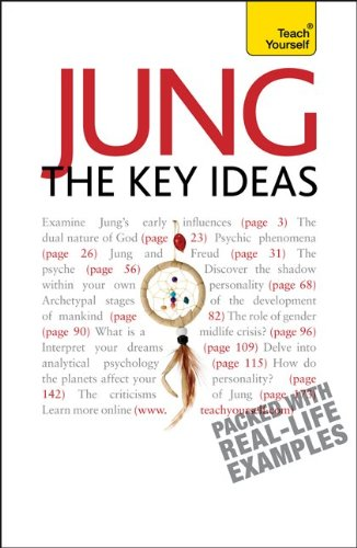 Teach Yourself - Jung The Key Ideas 2nd 2011 9780071754866 Front Cover