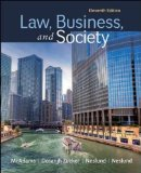 Law, Business and Society  11th 2015 edition cover