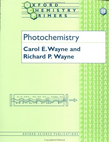 Photochemistry   1996 edition cover