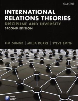 International Relations Theories Discipline and Diversity 2nd 2009 edition cover