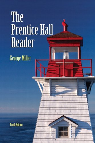 Prentice Hall Reader  10th 2011 9780205027866 Front Cover