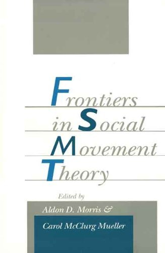 Frontiers in Social Movement Theory   1992 edition cover