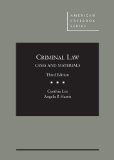 Criminal Law: Cases and Materials  2014 edition cover