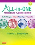 All-in-One Nursing Care Planning Resource: Medical-Surgical, Pediatric, Maternity, and Psychiatric-Mental Health  2015 edition cover