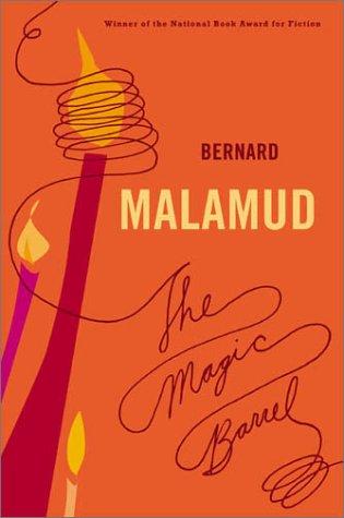 Magic Barrel   2003 edition cover