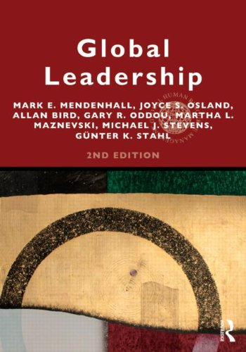 Global Leadership Research, Practice, and Development 2nd 2013 (Revised) edition cover