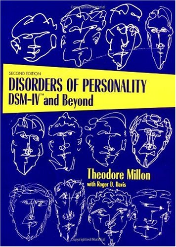 Disorders of Personality DSM-IV and Beyond 2nd 1995 (Revised) edition cover