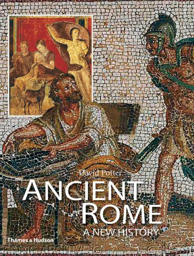Ancient Rome A New History N/A edition cover