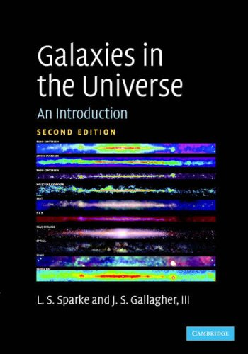 Galaxies in the Universe An Introduction 2nd 2007 (Revised) edition cover