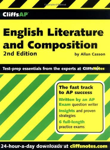English Literature and Composition  2nd 2001 (Revised) edition cover
