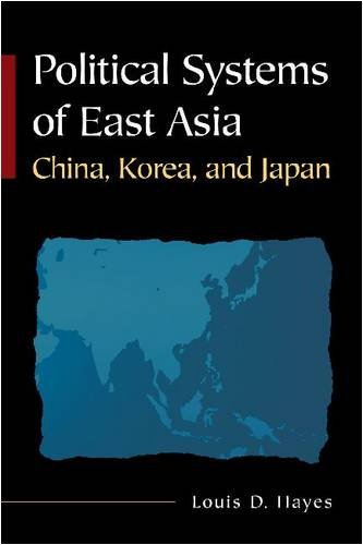 Political Systems of East Asia China, Korea, and Japan  2012 edition cover