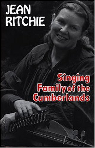 Singing Family of the Cumberlands  N/A edition cover
