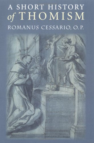 Short History of Thomism   2005 edition cover
