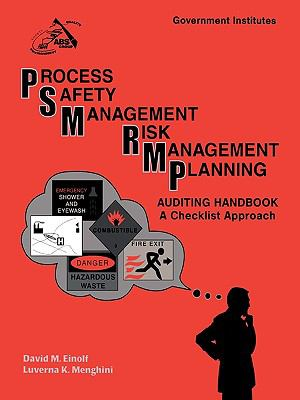 PSM-RMP Auditing Handbook A Checklist Approach  1999 9780865876866 Front Cover