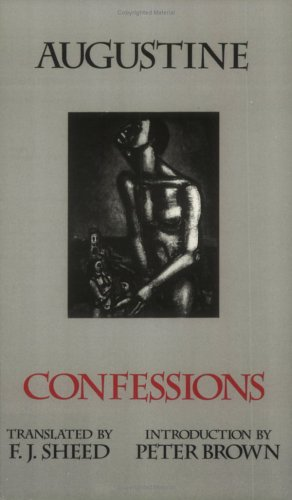 Confessions   1993 (Reprint) edition cover