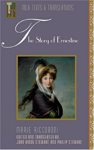 Story of Ernestine  N/A edition cover