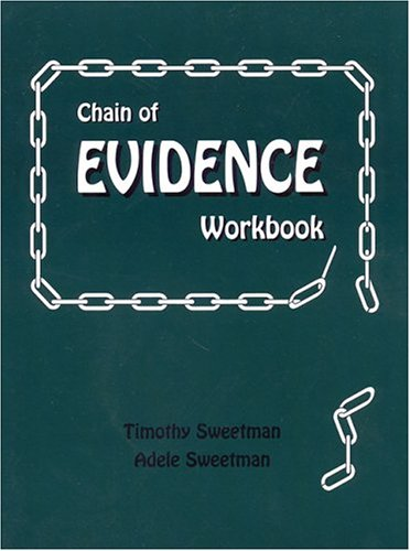 Chain of Evidence   2000 (Workbook) edition cover