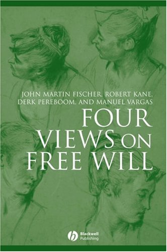 Four Views on Free Will   2007 edition cover