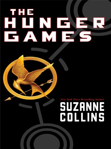 Hunger Games   2009 (Large Type) edition cover