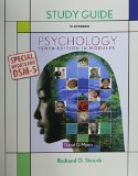 Study Guide Psychology in Modules with DSM5 Update  10th 2014 edition cover