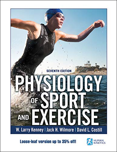 Physiology of Sport and Exercise  7th 9781492574866 Front Cover