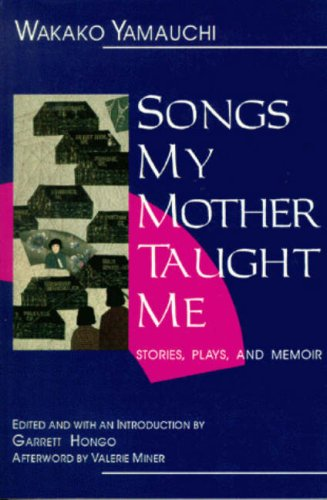 Songs My Mother Taught Me Stories, Plays and Memoir N/A edition cover