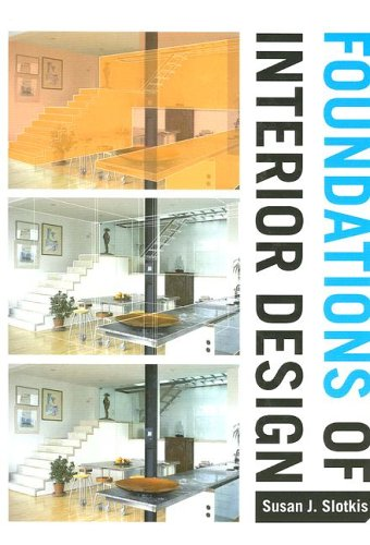 Foundations of Interior Design   2005 edition cover