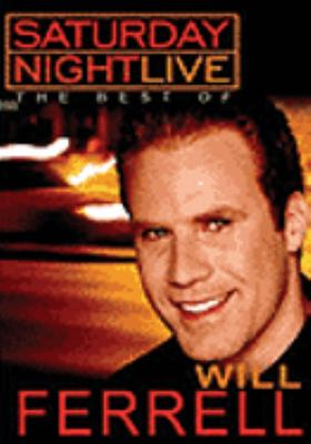 Saturday Night Live - The Best of Will Ferrell System.Collections.Generic.List`1[System.String] artwork