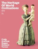 The Heritage of World Civilizations: Since 1500  2015 edition cover