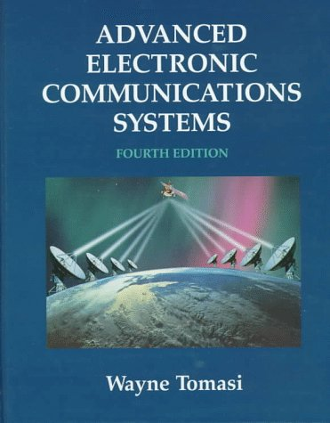 Advanced Electronic Communication Systems  4th 1998 9780137509867 Front Cover