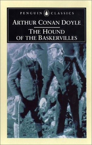 Hound of the Baskervilles   2001 edition cover